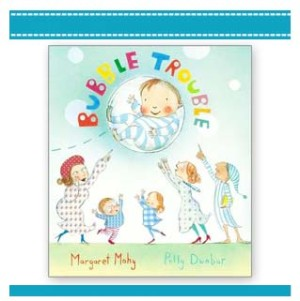 Bubble Trouble book by Margaret Mahy