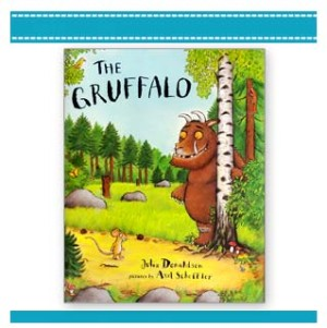 THE GRUFFALO, Book Review,