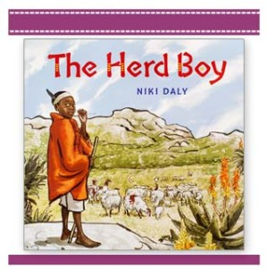The Herd Boy | African Childrens story Book Niki Daly