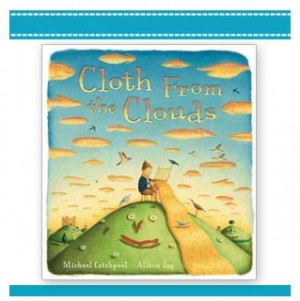 CLOTH FROM CLOUDS Picture book