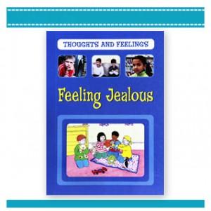 FEELING JEALOUS children's book about jealousy