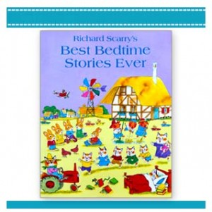 bedtime stories richard scarry