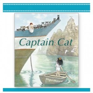captain cat picture book