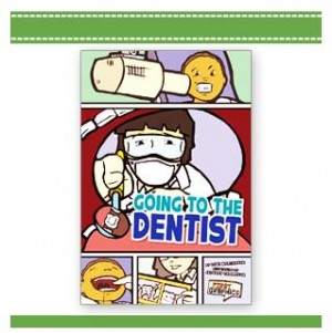 GOING TO THE DENTIST Book Lori Mortensen, Jeffrey Thompson
