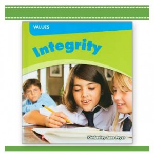 INTEGRITY Childrens Book Jane Pryor