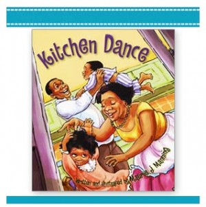 KITCHEN DANCE Children's Book Manning