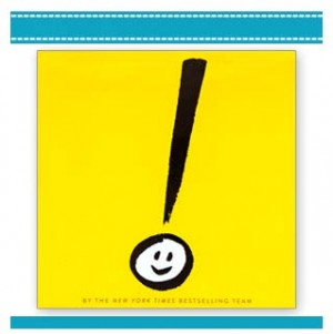 EXCLAMATION MARK Childrens Book Rosenthal, Lichtenheld