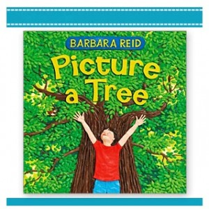 Picture A Tree Book by Barbara Reid