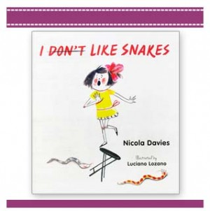 Childrens book about snakes