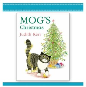 MOG'S CHRISTMAS – Cat Book By Judith Kerr