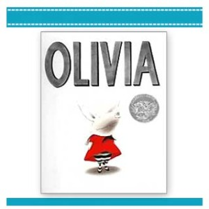 OLIVIA – The Pig Book by Ian Falconer