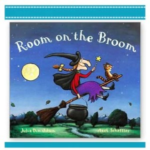 ROOM ON THE BROOM Axel Scheffler