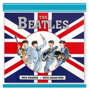 The Beatles front cover