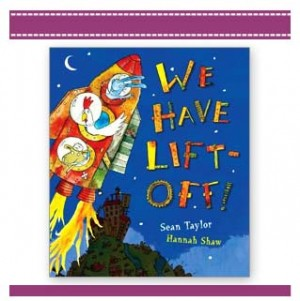 we have lift off book