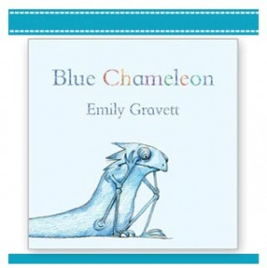 BLUE CHAMELEON Book Review
