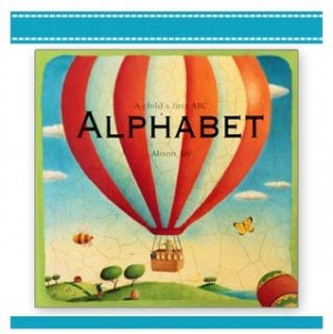 ALPHABET A Childs First ABC