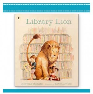 LIBRARY LION | Knudsen Hawkes