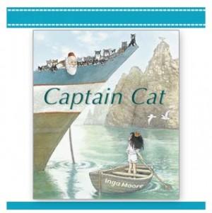 captain cat picture book