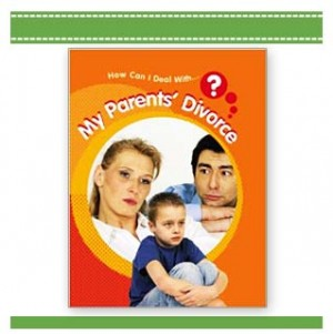 MY PARENTS DIVORCE Childrens Book Hewitt
