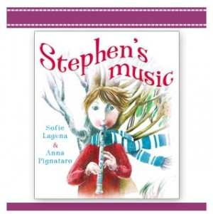 STEPHEN'S MUSIC - Children'sStory Book
